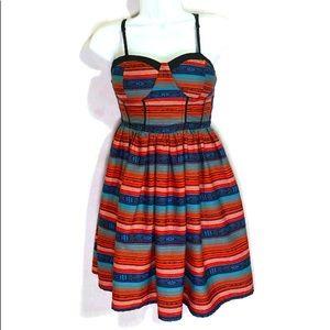 Ladies Sz XS Band of Gypsies Mini Dress